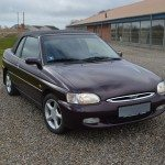 1995 Ford Escort XR3i Cab